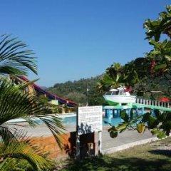 Отель Aqua Park Y Club Campestre El Yate Грасьяс бассейн фото 2