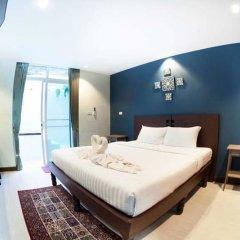 Отель Kata Tranquil Villa сейф в номере