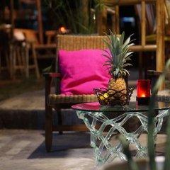 Отель Yanui Beach Hideaway гостиничный бар