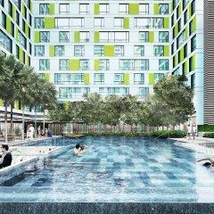 Holiday Inn Hotel And Suites Saigon Airport бассейн фото 2