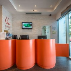 Rimonim Tower Ramat Gan Израиль, Рамат-Ган - 1 отзыв об отеле, цены и фото номеров - забронировать отель Rimonim Tower Ramat Gan онлайн интерьер отеля