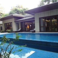 Отель DuSai Resort & Spa бассейн