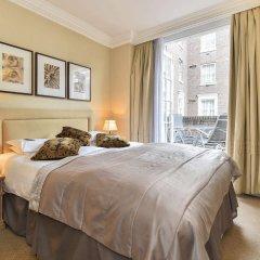 Отель Park Lane Mews Лондон комната для гостей фото 2