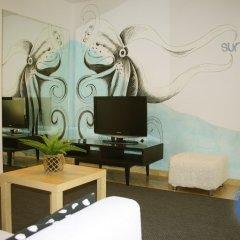 Отель Koa House - Koa Escuela de Surf Испания, Рибамонтан-аль-Мар - отзывы, цены и фото номеров - забронировать отель Koa House - Koa Escuela de Surf онлайн удобства в номере фото 2