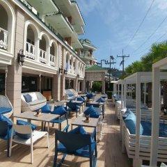 Отель Pride Beach Resort питание