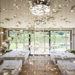 Отель Gartenhotel Moser Аппиано-сулла-Страда-дель-Вино помещение для мероприятий
