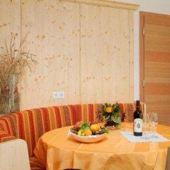Отель Leitenhof Валь-ди-Вицце питание