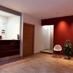 Отель Hostal Santel San Marcos интерьер отеля