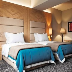 Гостиница DoubleTree by Hilton Almaty комната для гостей фото 2