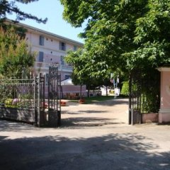Hotel Gioia Garden Фьюджи парковка