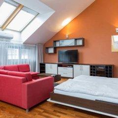 Апартаменты Every Day Apartments Prague Прага комната для гостей фото 5