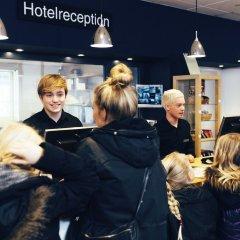 Отель Dgi Byen Копенгаген питание фото 3