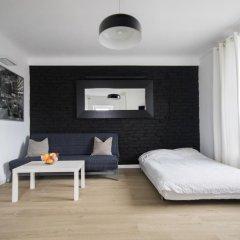 Апартаменты Bizzi LuxCenter View Studio комната для гостей фото 3