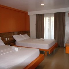 Отель LSM Square Residence Филиппины, остров Боракай - отзывы, цены и фото номеров - забронировать отель LSM Square Residence онлайн комната для гостей фото 4