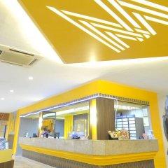Отель Malaysia Hotel Таиланд, Бангкок - отзывы, цены и фото номеров - забронировать отель Malaysia Hotel онлайн интерьер отеля фото 3