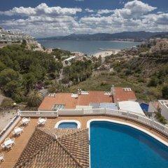 Отель Apartamento Vidre Cullera бассейн фото 2