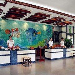 Sanya South China Hotel интерьер отеля
