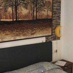 Отель Hostal Becerrea сейф в номере