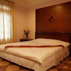 Thien Ngan Sapa Hotel комната для гостей фото 5