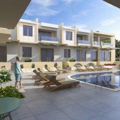 Отель Pefki Deluxe Residences Греция, Пефкохори - отзывы, цены и фото номеров - забронировать отель Pefki Deluxe Residences онлайн фото 12