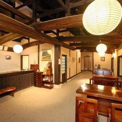 Отель Ryokan Minawa Минамиогуни интерьер отеля