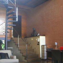 Отель Casa Con Piscina Y Bbq En Centro Ciudad Барселона питание