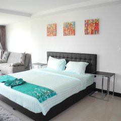 Апартаменты Kris Condo Nice Studio комната для гостей фото 2