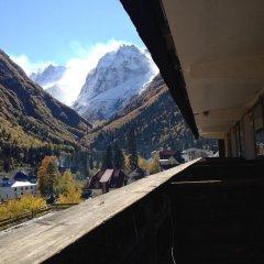 Гостиница Горные Вершины балкон