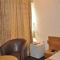 Solitude Hotel Yaba Лагос удобства в номере