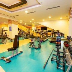 Vikingen Quality Resort & Spa Hotel фитнесс-зал фото 2