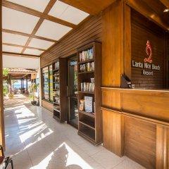 Отель Lanta Nice Beach Resort Ланта интерьер отеля фото 2