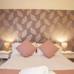 Отель Merchant City Великобритания, Глазго - отзывы, цены и фото номеров - забронировать отель Merchant City онлайн комната для гостей фото 2