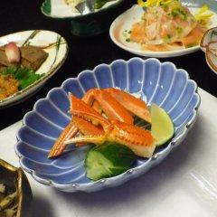 Отель Gokan Resort Ushidake Тояма питание