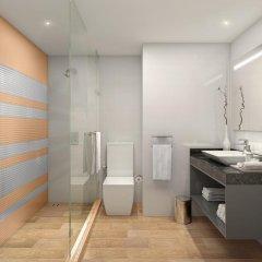 Гостиница Kamaliya Hotel Казахстан, Нур-Султан - отзывы, цены и фото номеров - забронировать гостиницу Kamaliya Hotel онлайн ванная