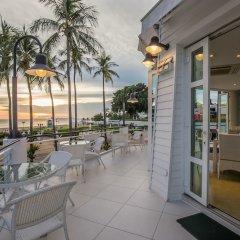 Отель Ambassador City Jomtien Pattaya - Ocean Wing балкон
