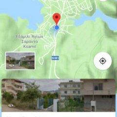 Отель Ronaldo Албания, Ксамил - отзывы, цены и фото номеров - забронировать отель Ronaldo онлайн приотельная территория