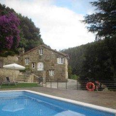 Hotel de Naturaleza La Pesqueria del Tambre бассейн фото 2