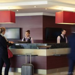 Отель Mercure Brussels Airport интерьер отеля фото 2