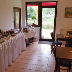 Отель Penzion Dolícek Хеб питание