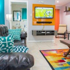 Отель Casa Clayton at Donhead - New Kingston Ямайка, Кингстон - отзывы, цены и фото номеров - забронировать отель Casa Clayton at Donhead - New Kingston онлайн детские мероприятия
