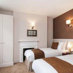 Отель The Jenkins Hotel Великобритания, Лондон - отзывы, цены и фото номеров - забронировать отель The Jenkins Hotel онлайн комната для гостей фото 4
