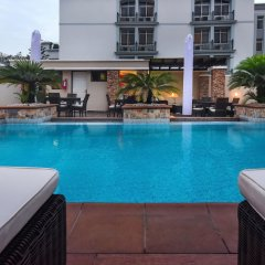 BON Hotel Abuja бассейн фото 2