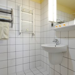 Отель Diament Stadion Katowice - Chorzów ванная фото 2