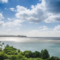 Отель Lotte Hotel Guam США, Тамунинг - отзывы, цены и фото номеров - забронировать отель Lotte Hotel Guam онлайн пляж фото 2