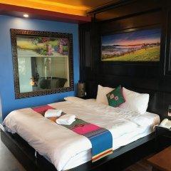 Saparis Hotel комната для гостей фото 4