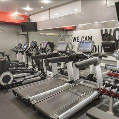 Ace Hotel London Shoreditch фитнесс-зал