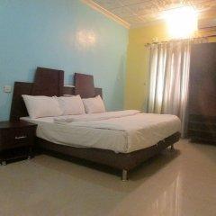 Отель Golf Le'Meridien Hotels Энугу комната для гостей