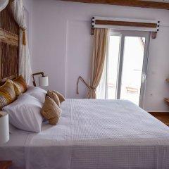 Отель Stegna Mare Пляж Стегна комната для гостей фото 4