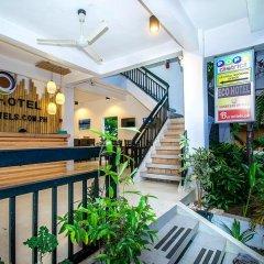 Отель Lakbayan Hotel Boracay Филиппины, остров Боракай - отзывы, цены и фото номеров - забронировать отель Lakbayan Hotel Boracay онлайн интерьер отеля фото 3