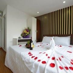 Hanoi Golden Hostel комната для гостей фото 2